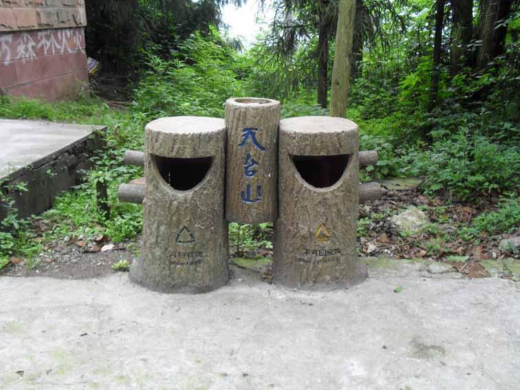 郑州景区垃圾桶制作
